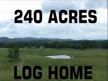240 acres log